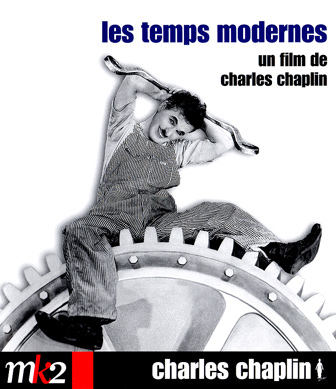 Blu-ray Les Temps modernes
