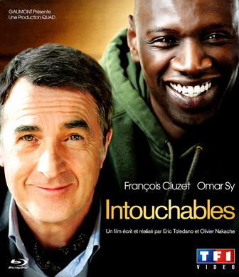 Blu-ray Intouchables